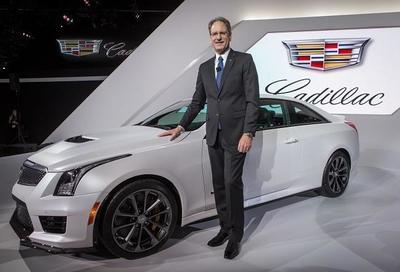 Cadillac está desarrollando un sedán justo por debajo del ATS