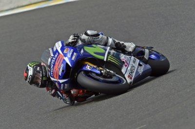 MotoGP Francia 2015: el martillo de Jorge Lorenzo le da la segunda victoria consecutiva