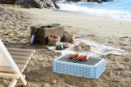 ¿Nos vamos de picnic? Os presento Mon Oncle Portable BBQ