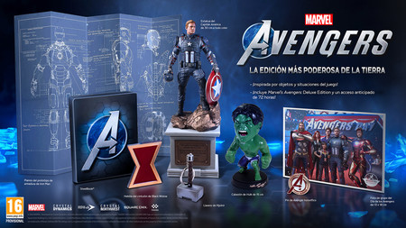 Marvel's Avengers - Edición Coleccionista