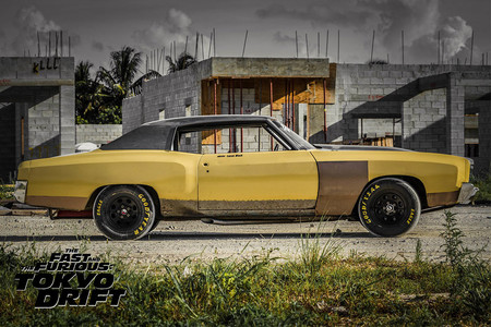 Chevrolet Monte Carlo De Fast And Furious Lateral