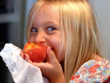 El día de la fruta en el colegio... ¿no tiene que ser todos los días?