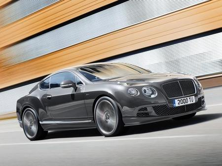 Bentley Continental Gt Speed 2014 1