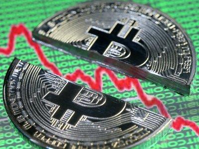 Bitcoin, Ethereum y prácticamente todas las criptomonedas sufren caídas de un 20%