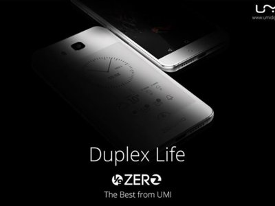 "Así es el Umi Zero 2, la alternativa ""made in china"" del YotaPhone"
