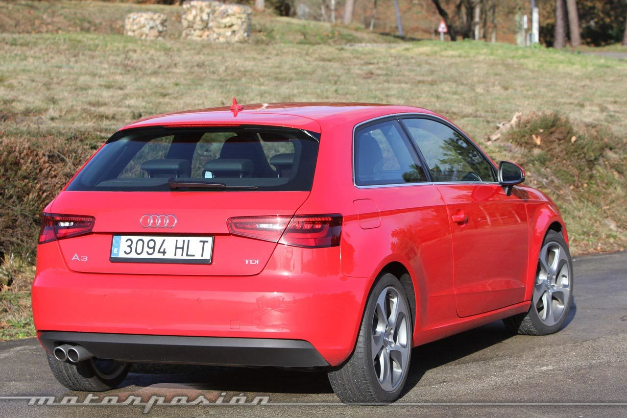 Foto de Audi A3 2.0 TDI (prueba) (26/52)