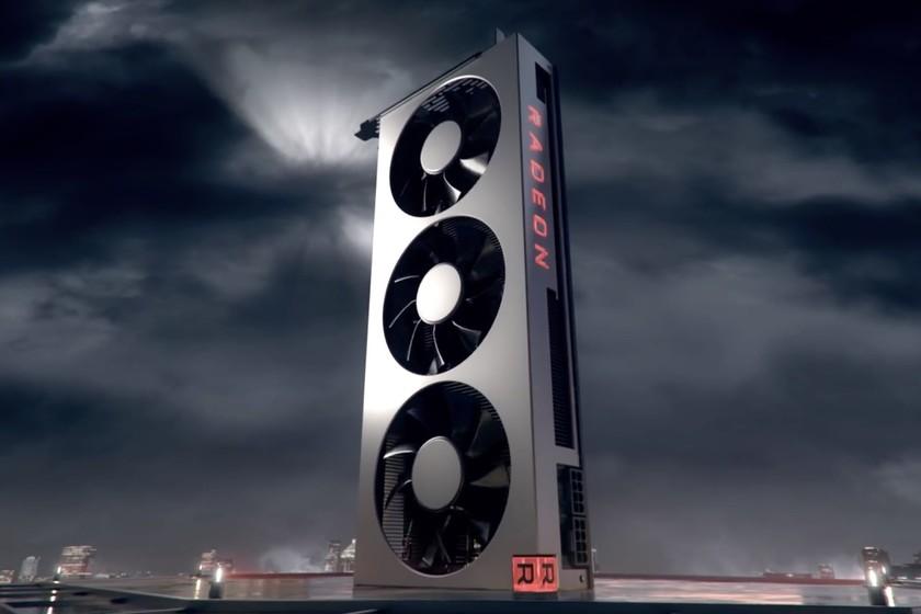 AMD anuncia Radeon VII, la primera GPU gaming con arquitectura de 7 nm