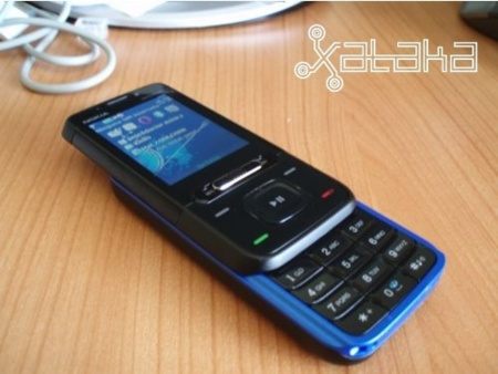 Nokia 5610 XpressMusic analizado