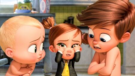 Escena Bebe Jefazo Negocios Familia