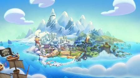 Disney lleva a los móviles su Club Penguin Island para niños, que debuta en iOS y Android