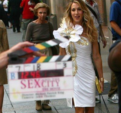 La película de Sexo en Nueva York podría ser hasta una trilogía