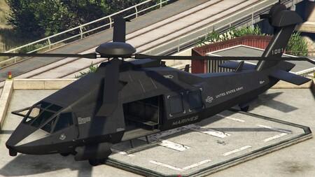 Gta Online Western Company Annihilator Stealth