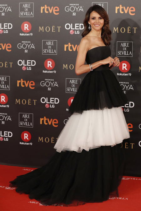 Alfombra Roja Goya 2018 Goya Toledo Carolina Herrera