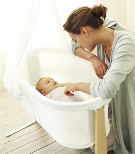 Eligiendo una minicuna para el bebé: 5 opciones para diferentes gustos y necesidades