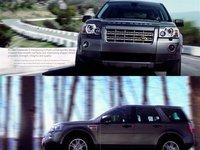 Land Rover Freelander 2, primeras imágenes oficiales
