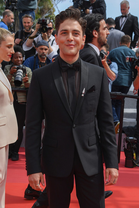 Xavier Dolan Red Carpet Cannes 2019 Trendencias Hombre 02