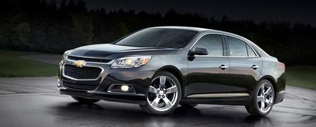Chevrolet Malibu 2014 en México: precios y versiones incluidos