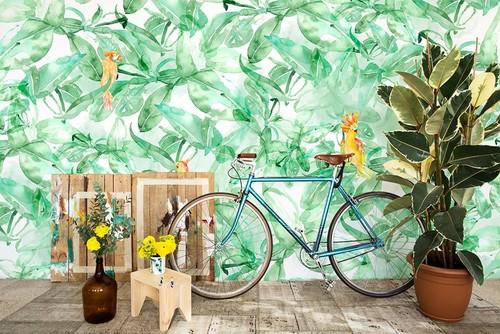 9 tips para darle un aire tropical a tu casa