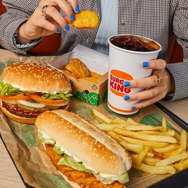 Ahora sí que sí: Burger King ya tiene hamburguesa 100% vegetariana y la hemos probado en su restaurante pop up veggie de Madrid