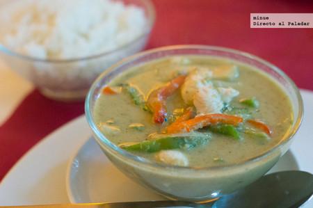Restaurante tailandés Green Papaya en Valencia - 5