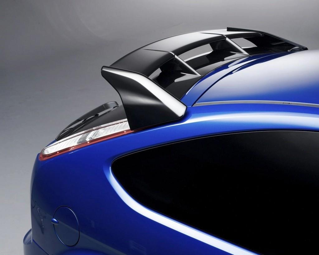 Foto de Ford Focus RS Azul Racing (6/8)
