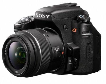 Las Sony A580 y A560 estrenan la grabación de vídeo en alta definición