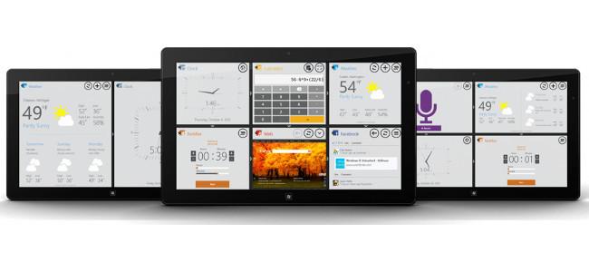 Toolbox para Windows 8