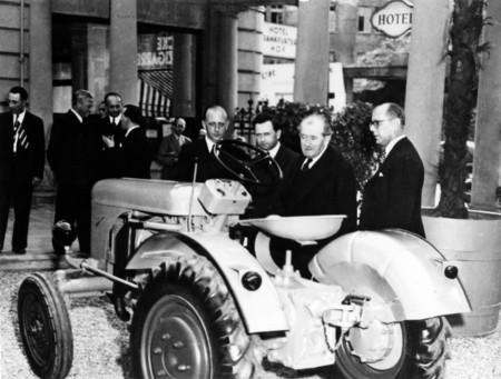 Porsche-Diesel Tractor