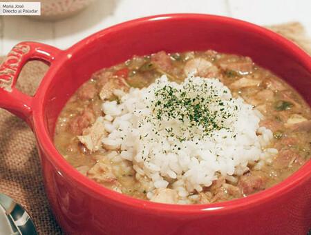 Receta de gumbo o guiso criollo, el plato tradicional de Nueva Orleans que es pura fusión de culturas