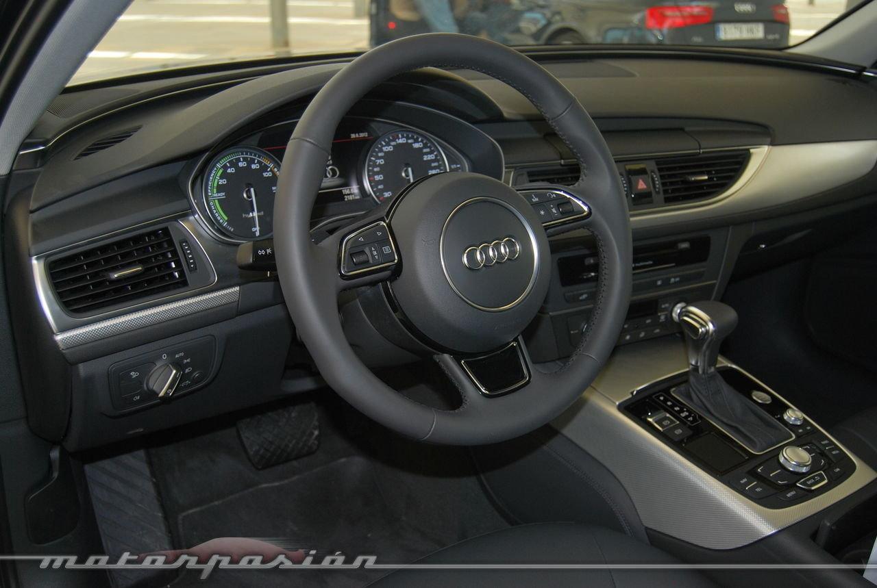 Foto de Audi A6 hybrid (prueba) (26/120)