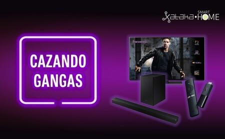 Las teles OLED a precio de LCD, barras de sonido, altavoces, hogar conectado y más: Cazando Gangas