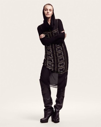 Loobook HM, Otoño-Invierno 2010/2011: todas las tendencias con la nueva ropa de mujer VI