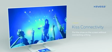 'Kiss', la conexión inalámbrica que promete transferencias de hasta 5 Gbps estrena el apoyo de Samsung y Foxconn