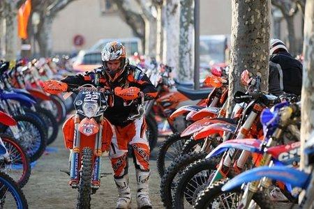 Campeonato del Mundo de Enduro 2011 primera prueba: Enduro de Segre, Ponts