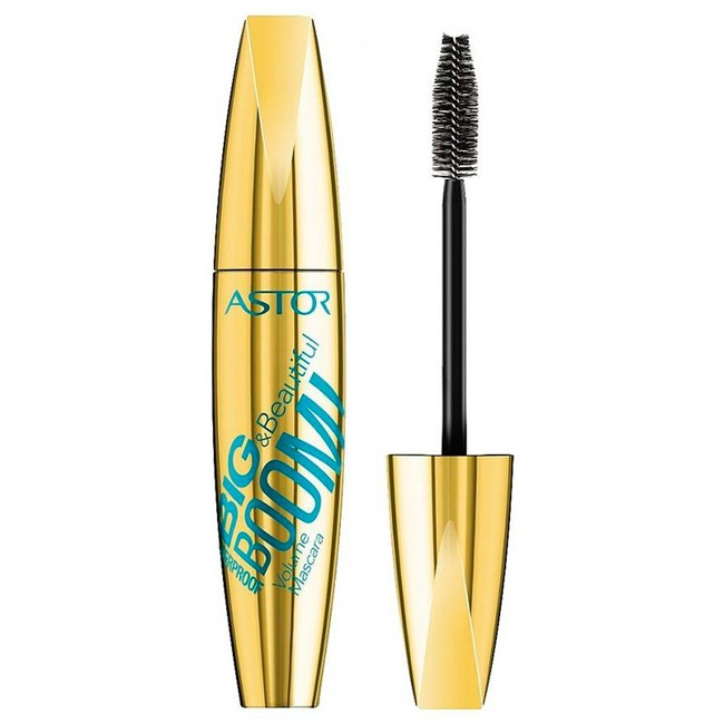 Astor Big Beautiful Boom Volume Mascara Waterproof Black X 3