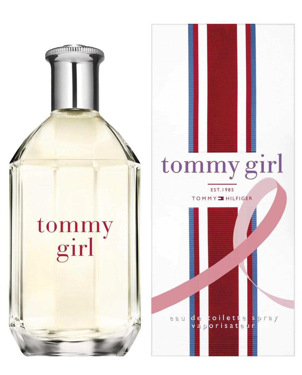 Tommy Girl Apoyando La Lucha Contra El Cáncer de Mama