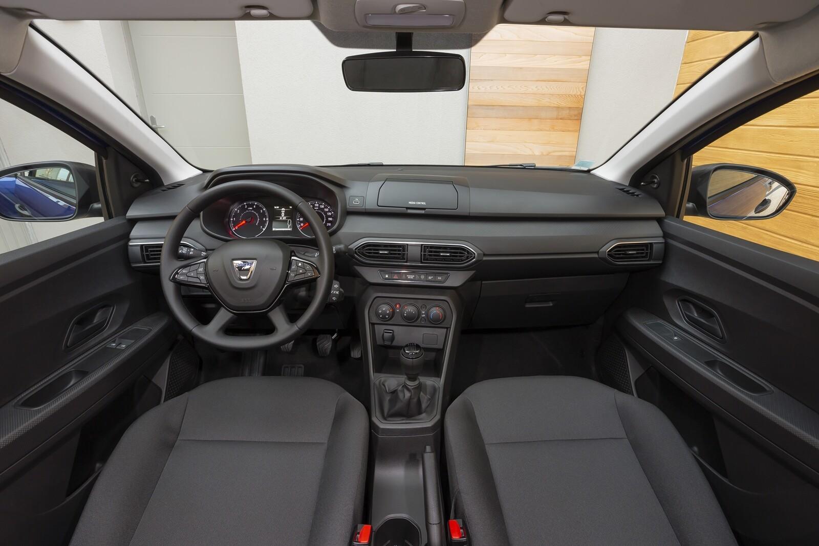 Foto de Dacia Sandero 2020, prueba (29/47)