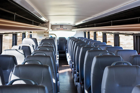 Byd C10 Ms Autobus Interior