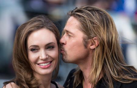 ¡Angelina Jolie regresa radiante a la alfombra roja!