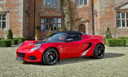 ¡Efectividad pura! El Lotus Elise Sprint rompe la barrera de los 800 kg con hasta 257 CV por tonelada