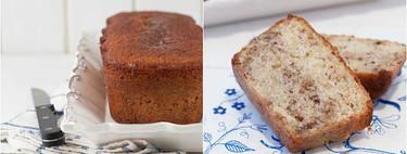Bizcocho de nueces y miel, receta para un desayuno o merienda tradicional
