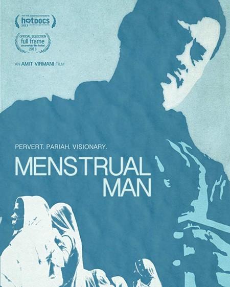 Si los hombres menstruaran