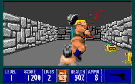 'Wolfenstein' celebra su aniversario también en Steam junto con casi todo el catálogo de id Software. Rápido, que dura un día