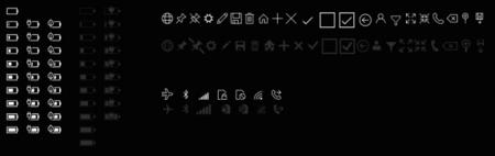 Modernui Icons