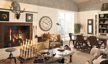 Shabby Chic, Vintage e Industrial son los estilos del mobiliario de Dialma Brown
