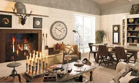 shabby chic vintage e industrial son los estilos del mobiliario de dialma brown