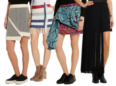 Mejores Faldas Aw 2015 2