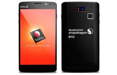 Los kits de referencia de Snapdragon 810 muestran lo que vendrá en el 2015