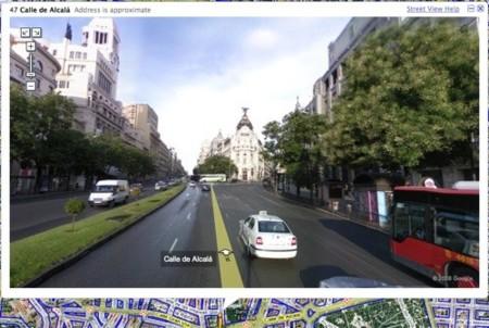 ¡Google Street View ya muestra imágenes de España!