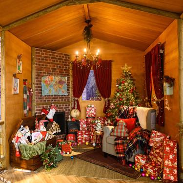 El auténtico espíritu navideño está en El Corte Inglés donde puedes vivir la Navidad que más te guste; la tradicional, la natural, la moderna...